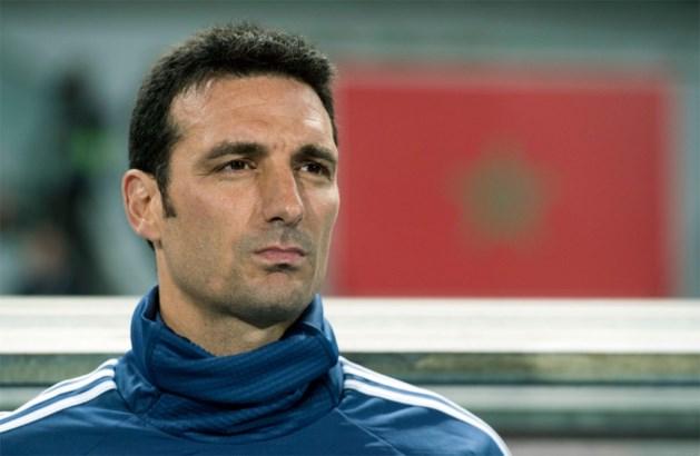 Argentijnse bondscoach Scaloni raakt gewond bij fietsongeluk