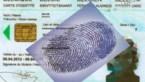 Vingerafdruk op identiteitskaart uitgesteld tot de herfst