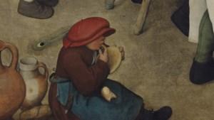 Daarom associëren we Bruegel met veel en lekker eten