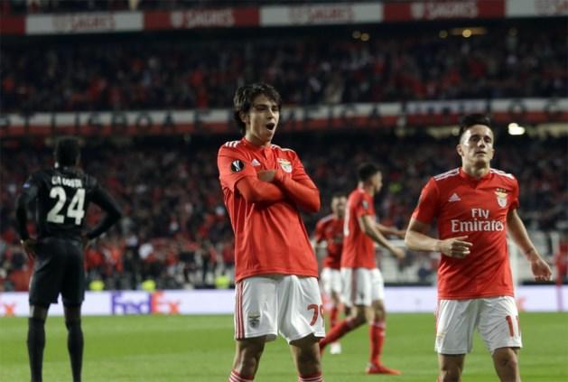 EUROPA LEAGUE. Arsenal doet Napoli pijn, zes goals en dollend toptalent in Portugal, Chelsea stelt teleur maar wint nipt