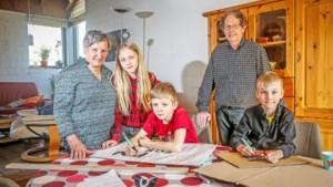 Oma's en opa's naar klimaatmars: