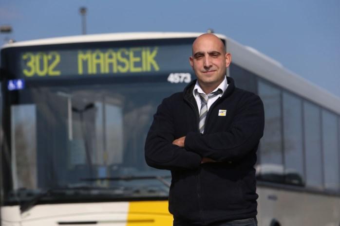 Buschauffeur met groot hart brengt verdwaalde tiener van Maaseik naar Turnhout