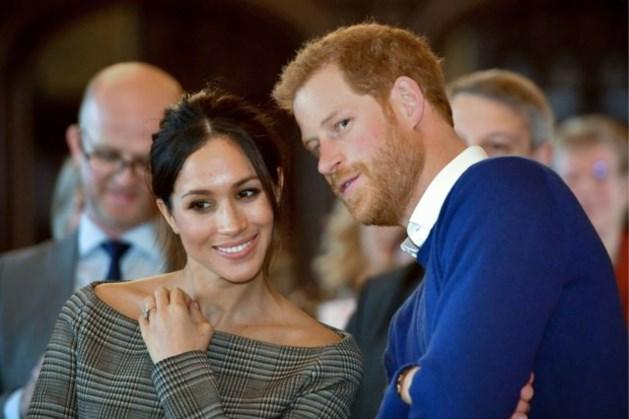 Paleis bevestigt: prins Harry en Meghan Markle houden geboorte van royal baby privé