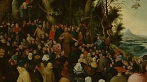 Aan welke kant stond Bruegel in de clash tussen katholieken en protestanten?