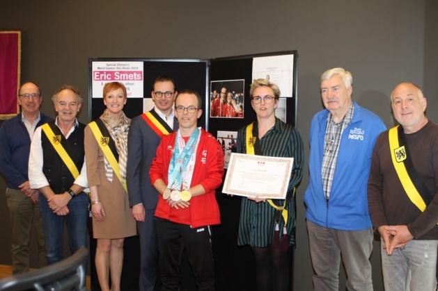 Eric Smets brengt 3 medailles mee vanuit Abu Dhabi