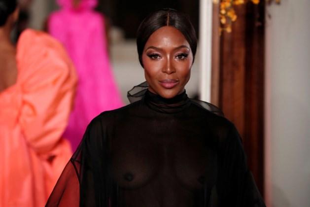 """Naomi Campbell: """"Jarenlang moeten vechten om hetzelfde loon te krijgen als blank model"""""""