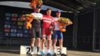 Deen Andreas Stokbro Nielsen sprint naar de zege in Ronde van Vlaanderen voor beloften