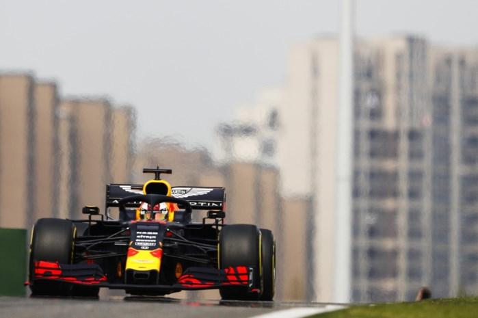 """Max Verstappen: """"Goed gevecht met Vettel, maar hij was te snel"""""""
