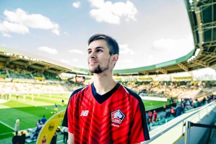 Lille betaalt Tongenaar maandloon om FIFA te spelen