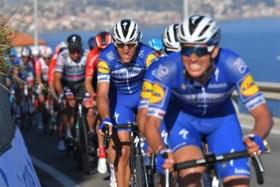 Alaphilippe en Deceuninck - Quick Step blijven UCI-ranking aanvoeren, België neemt leiding landenklassement over