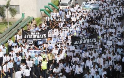 'Vliegschaamte' doet luchtvaart bloeden: nu ook Jet Airways in slechte papieren