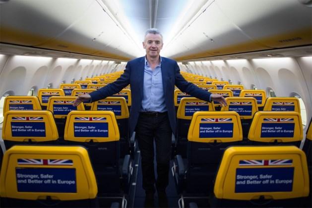 Ryanair wil zitjes helemaal gratis maken