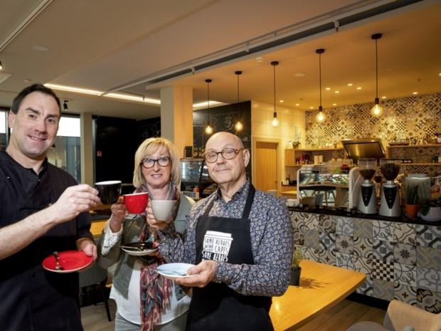 Van bankier tot barista: vijftiger Ivo startte koffiebar in Bilzen