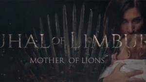 """Demir surft mee op Game Of Thrones-hype: """"Zuhal of Limburg, mother of lions"""""""