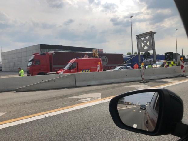 Ongeval op E314 zorgt voor zware verkeersoverlast