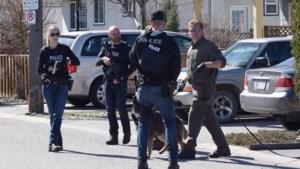 Man schiet vier mensen dood en geeft zichzelf aan in Canada