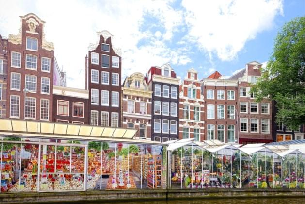 """Geen bloemen meer op Amsterdamse Bloemenmarkt: """"Overlast door toeristen is te groot"""""""