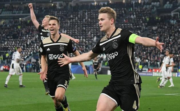 Waar stopt dit? Sensationeel Ajax overklast nu ook Juventus en staat in halve finales Champions League