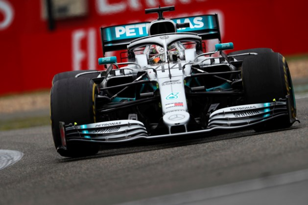 F1-bolides in 2021 zes seconden trager?