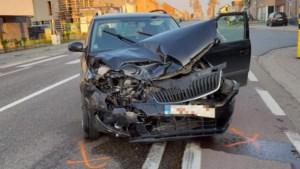 Vrouw lichtgewond na ongeval in Hoepertingen