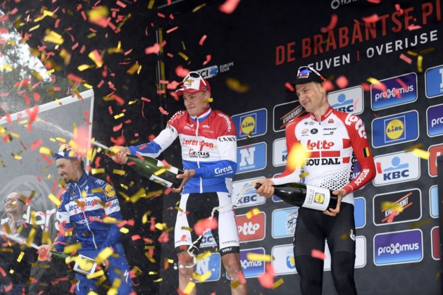 """Mathieu van der Poel: """"Weet dat ik snel ben na een zware koers"""""""