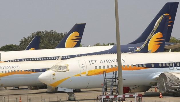 Jet Airways schort alle vluchten op