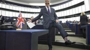 Applaus van Farage voor Verhofstadt: