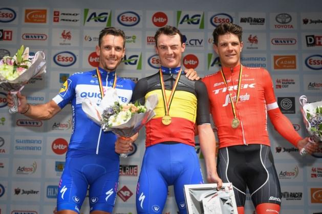 Sint-Lievens-Houtem, Herzele en Zottegem ontvangen elk jaar een Belgisch kampioenschap wielrennen tot en met 2024