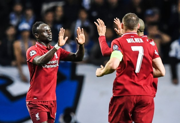 Liverpool probleemloos voorbij Porto naar halve finale Champions League tegen Barcelona