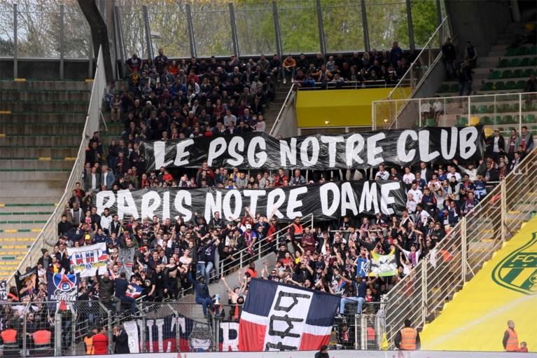 PSG nog steeds geen kampioen na verlies bij Nantes