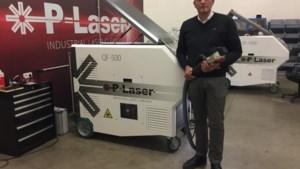 Amerikaans leger maakt vliegtuigen schoon met laser uit Heusden-Zolder
