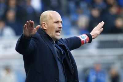 Philippe Clement zet zijn spelers op scherp voor trip naar Hel van Sclessin
