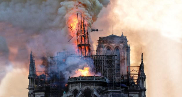 """Drie erg kwetsbare punten in kathedraal"""