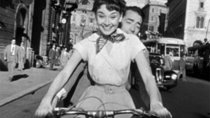 Hollywoodster Audrey Hepburn keert terug naar ons land