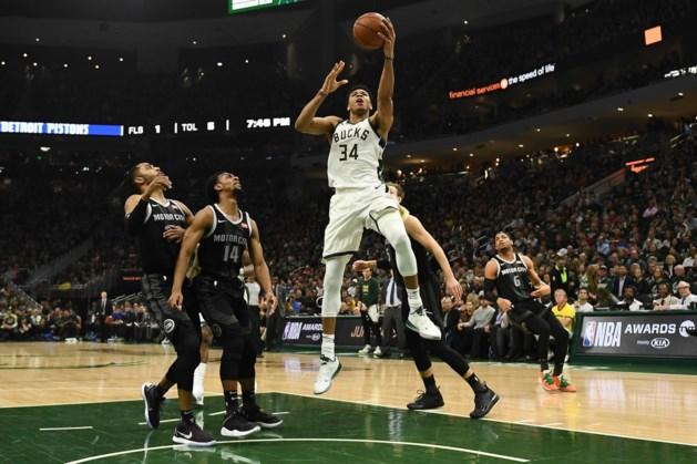 NBA. Bucks, Celtics en Rockets lopen uit in play-offs