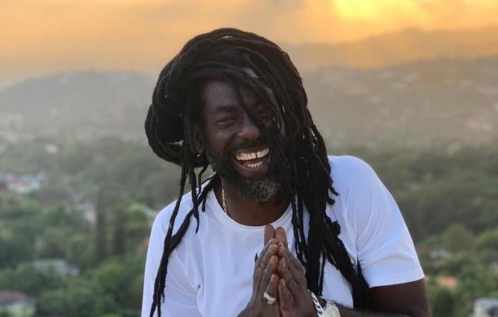 Buju Banton en The Congos op Reggae Geel
