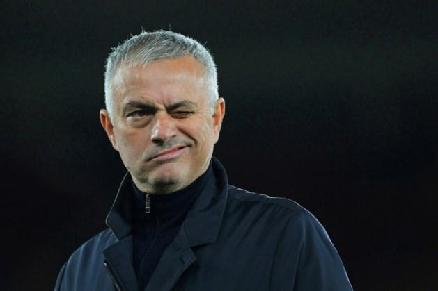 """José Mourinho over Ajax: """"Tot nu heeft geen enkele club hen gerespecteerd"""""""