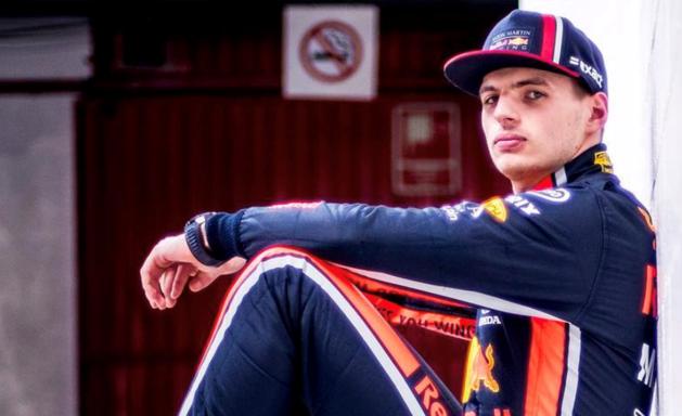 Max Verstappen hoopt op F1-overwinningen halfweg het seizoen