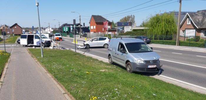 Opnieuw ongeval op Luikersteenweg in Tongeren
