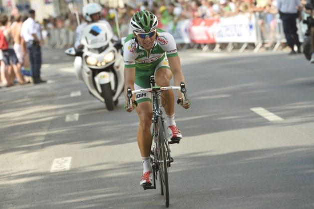 Julien Simon wint, Baptiste Planckaert knap derde in Tour du Finistère