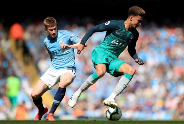 """Tottenham verliest, maar geniale Dele Alli steelt de show. """"Hij speelt FIFA Street tegen Man City"""""""