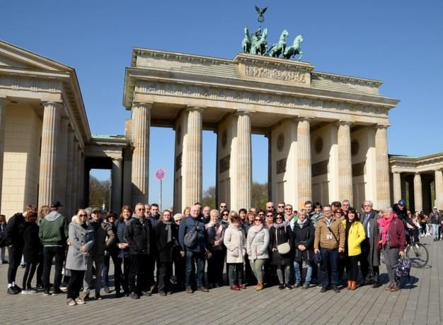 Qrios op bezoek in Berlijn