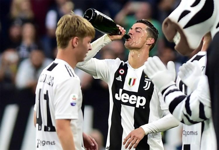 Acht op een rij! Juventus is opnieuw kampioen van Italië na moeizame zege tegen Fiorentina