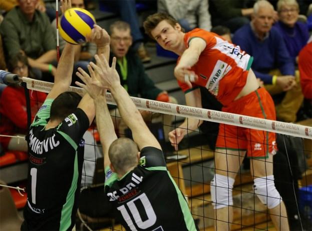 Titel in Euromillions Volley League is voor de 25ste keer op rij voor Maaseik of Roeselare