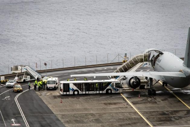 Busongeval op Madeira: 15 gewonden overgevlogen naar Duitsland