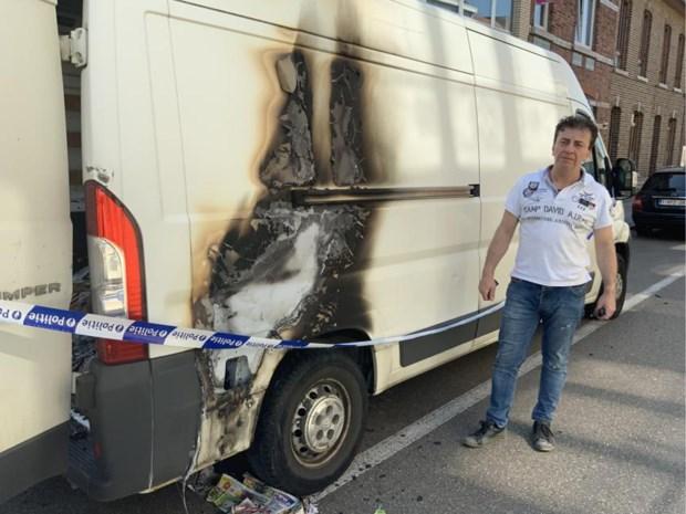 Man trekt spoor van vernieling door stadscentrum: ruim 40 feiten van vandalisme