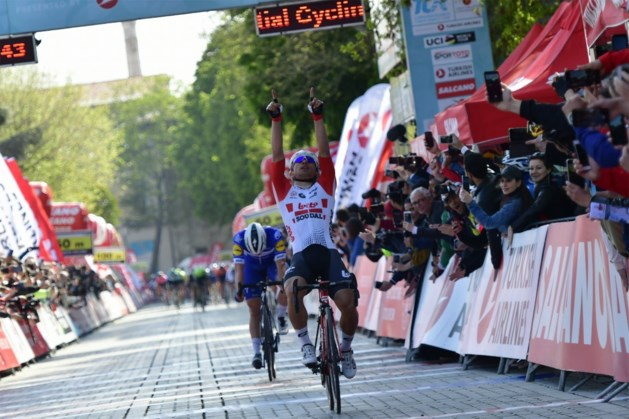 Caleb Ewan wint tweede rit in Turkije, Felix Grossschartner eindwinnaar