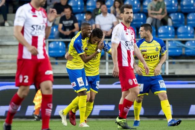 Waasland-Beveren houdt de drie punten thuis tegen Moeskroen