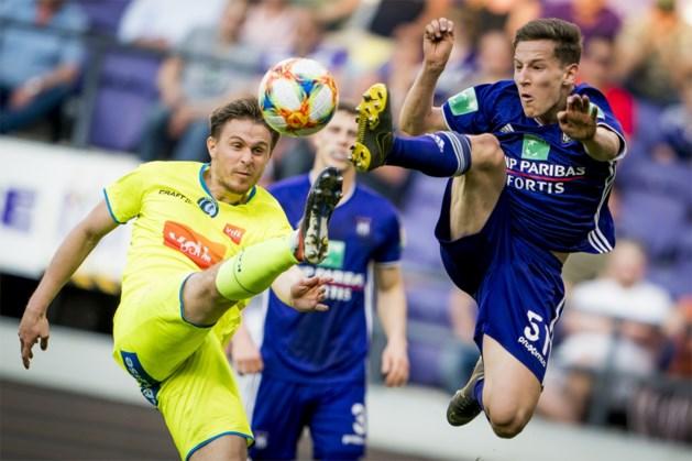 Anderlecht en AA Gent delen de punten in wedstrijd om snel te vergeten
