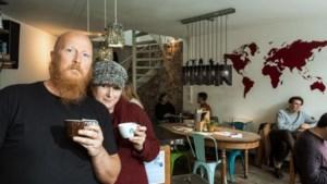 KingKongCoffee in Hasselt voor kopje koffie van vers gebrande bonen